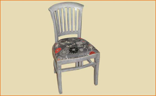 ivy chair rustic